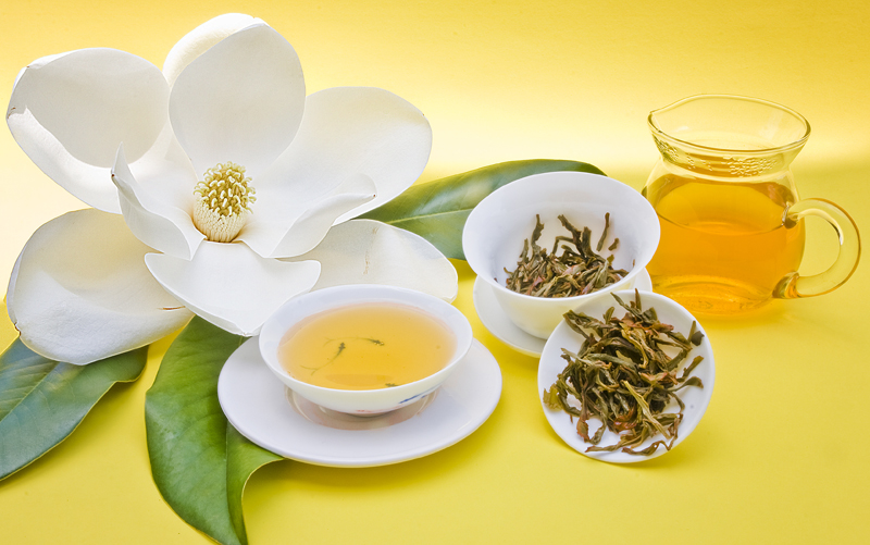 çaj jeshil
