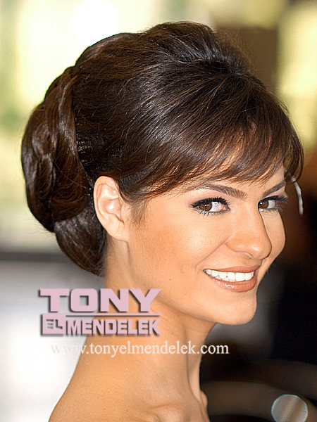 Modele flokesh per nuse – Hair Styling for brides (Pjesa 2)