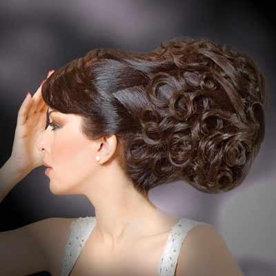 model flokësh