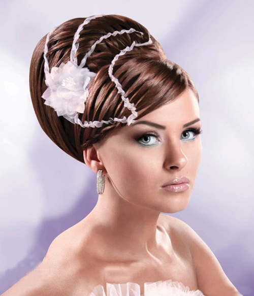Beautiful Hairstyles Design : Gallery for gt frizura per nuse kosove