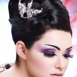 Modele flokësh për nuse – Hair styling for brides (Pjesa 3)