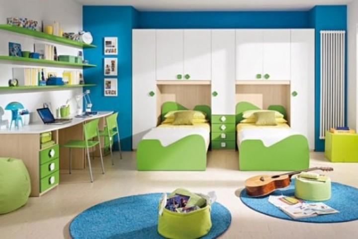 100 Ide me Dhoma Gjumi per Femije