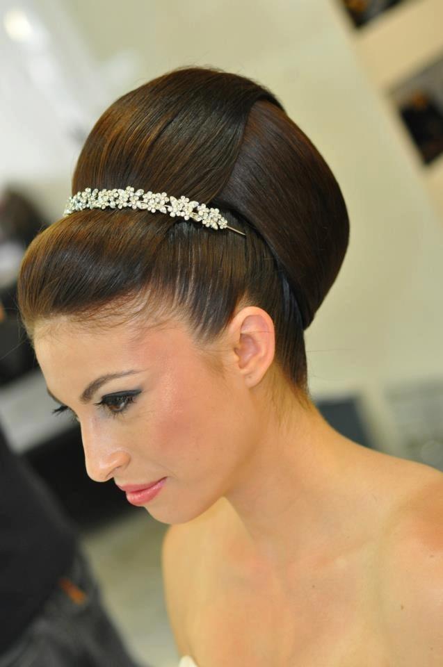 30 Modele Flokësh për Nuse – Pjesa 5 - Bukuri.com
