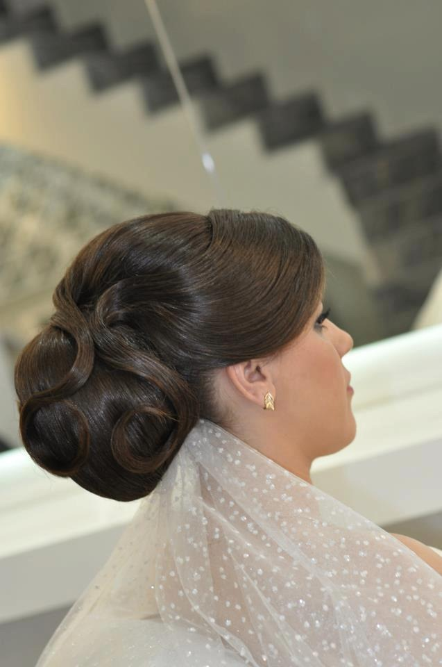 Modele Flokesh Per Nuse – Hair Styling Brides
