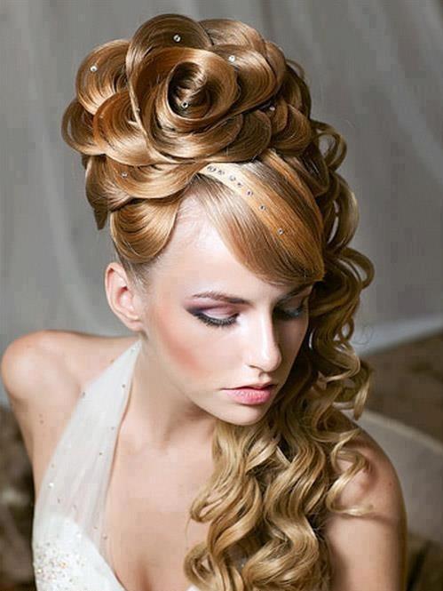 modele flokësh për nuse ndiq këtë artikull ose pjesën e 4 për