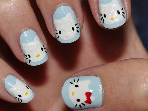 hello-kitty-lovely-nails