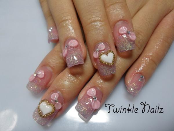 cute-3d-nail-art