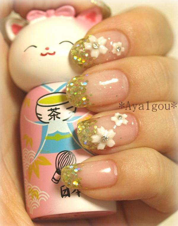 holyday-shine-nailart